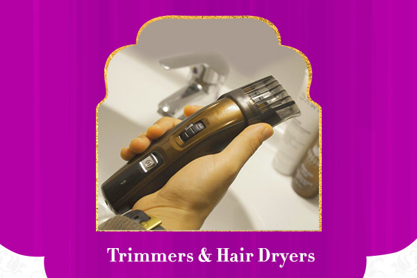 Trimmers & Hair Dryers