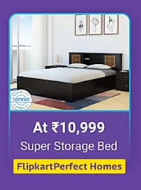 Super Storage Bed