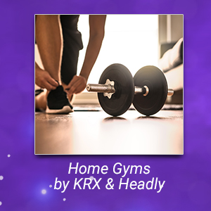 Home Gyms by KRX & Headly
