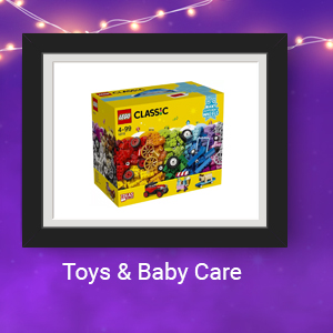Toys & Baby Care