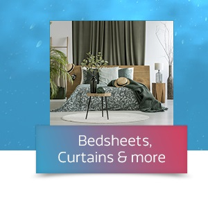 Bedshees, Curtains & more