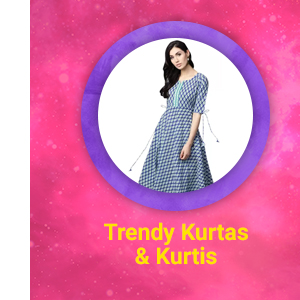 Trendy Kurtas and Kurtis
