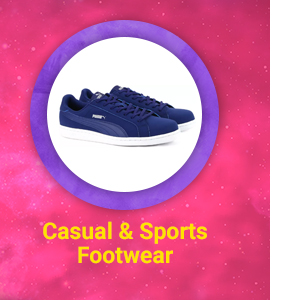 Casual & Sports Footwear