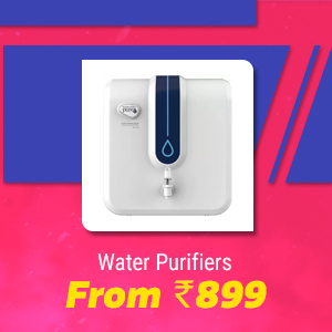 Water Purifiers From Rs.899
