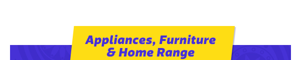 Appliances, Furniture & Home Range