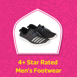 4+ Star Rated Shoes