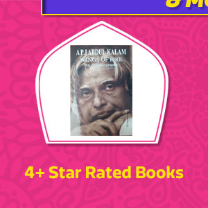 4+ Star Rated Books