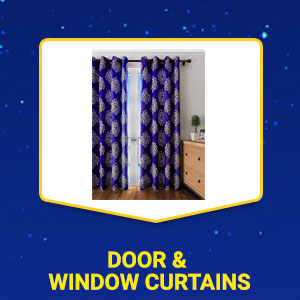 Door & Window Curtains