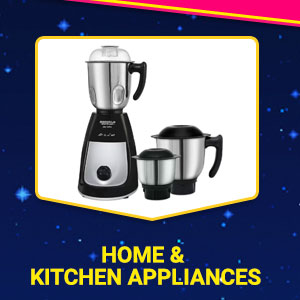 Home & Kitchen Appliances