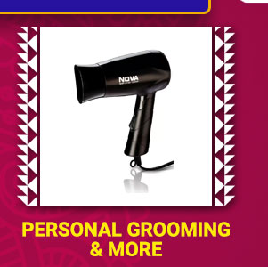 Personal Grooming & more