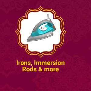 Irons, Immersion Rods & more