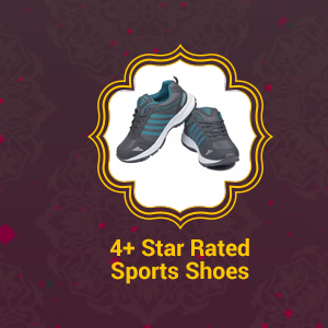 4+ Star Rated Sports Shoes