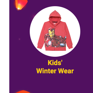 Kids' Winter Wear