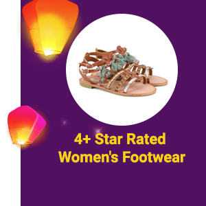 4+ Star Rated Women's Footwear