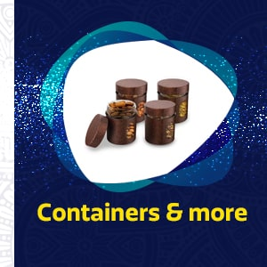Containers & more