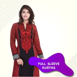 Full Sleeve Kurtas