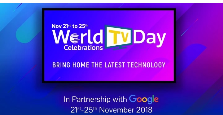 Celebrating World TV Day Celebrations