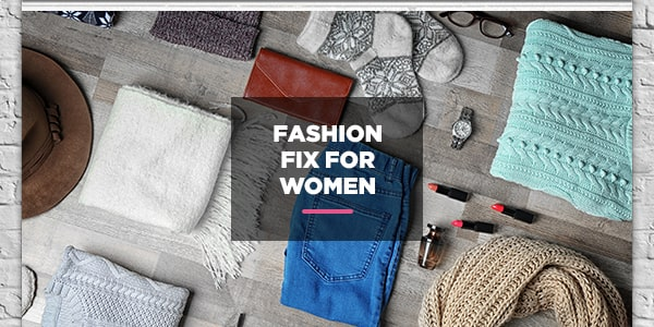 Fashion Fix for Women