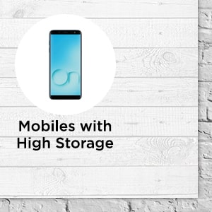 Mobiles with High Storage