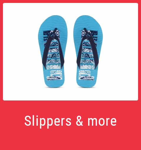 Slippers & more