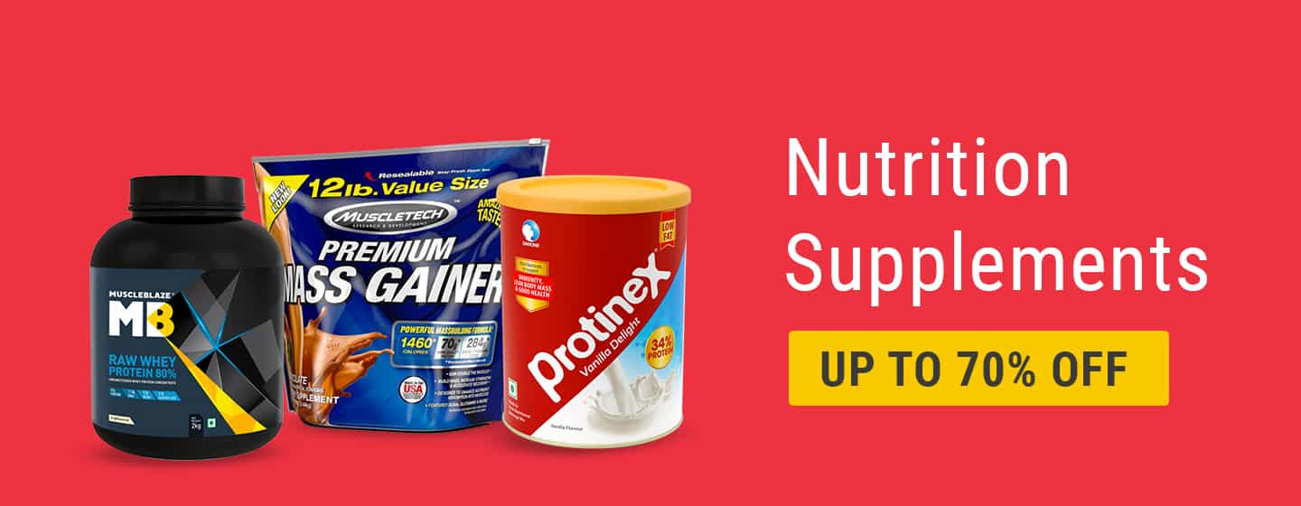 Nutrition Suppliments