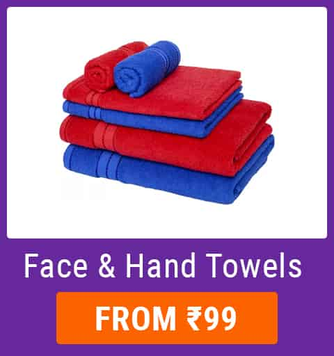 Face & Hand Towels