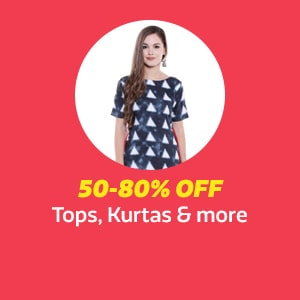 Tops, Kurtas & more