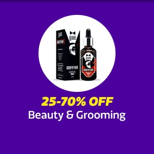 Beauty & Grooming