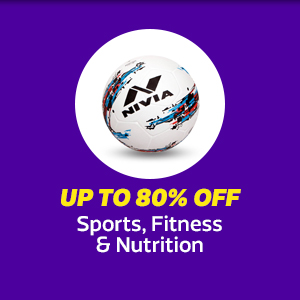 Sports, Fitness & Nutrition