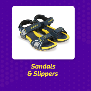 Sandals & Slippers