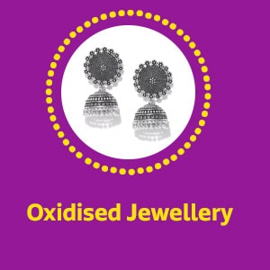 Oxidised Jewellery