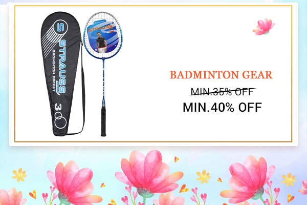 Badminton Gear